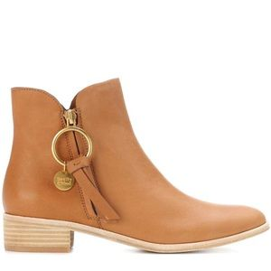 See By Chloé Louise Ankle Booties